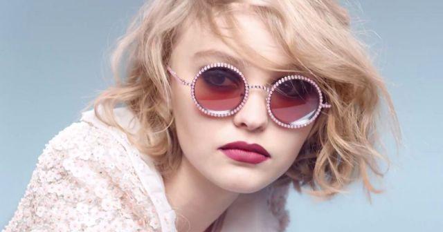 Johnny Depp's daughter 1