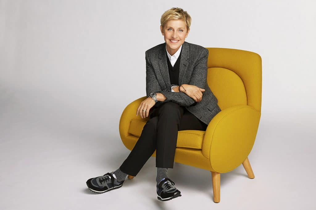 Ellen DeGeneres mother 4