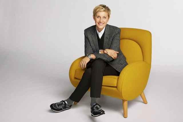 Ellen DeGeneres mother 4