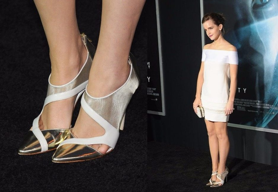 Emma Watson Shoe Collection