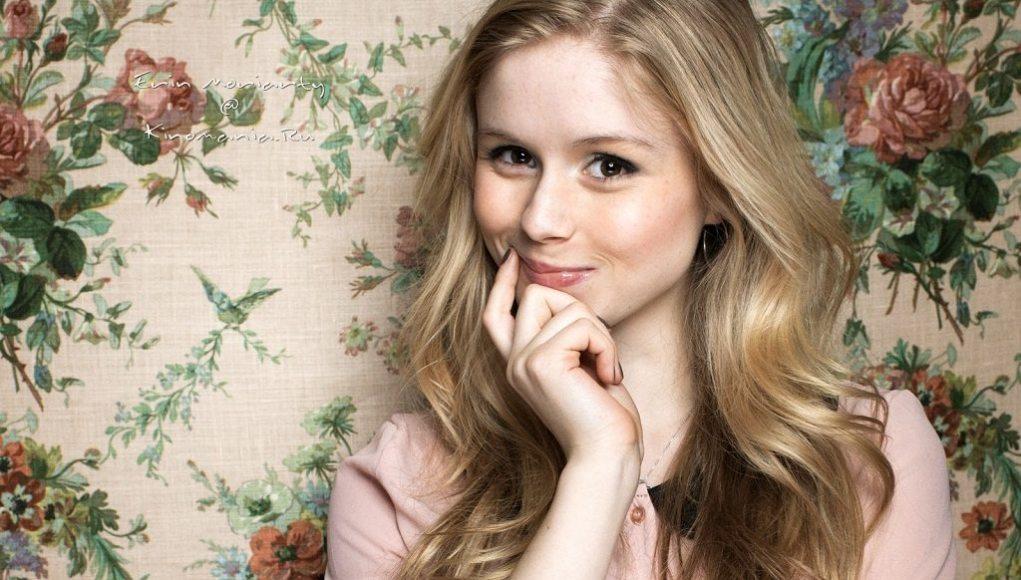 Erin Moriarty