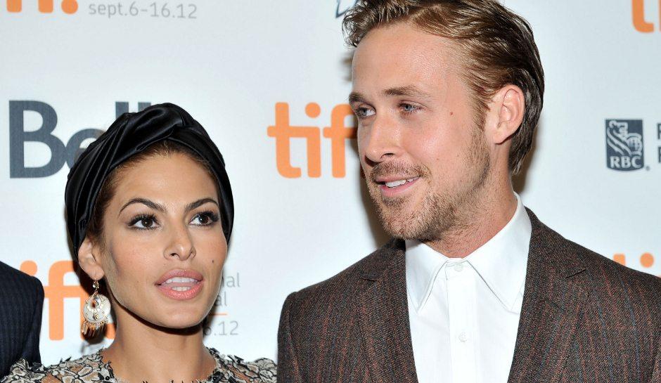 Ryan Gosling's wife dp