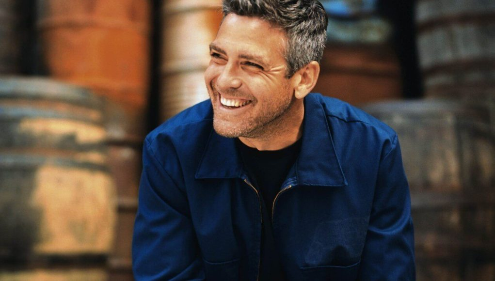 George Clooney's height dp