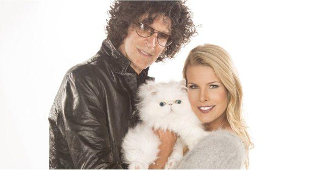 Howard Stern and Wife Beth