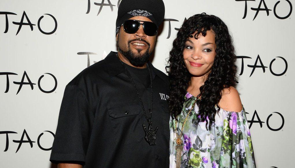 Ice Cube's family 1