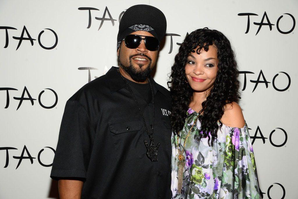 Ice Cube's wife 1