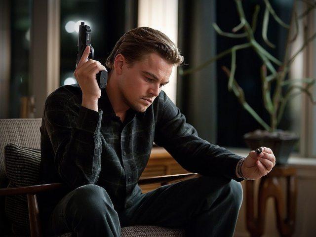 Leonardo DiCaprio's height inception