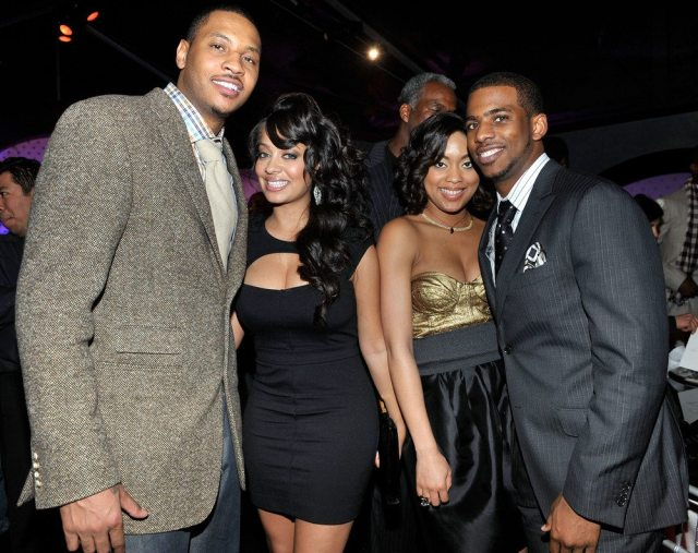 Chris Paul's wife 3