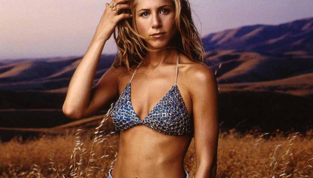 Jennifer Aniston's height dp