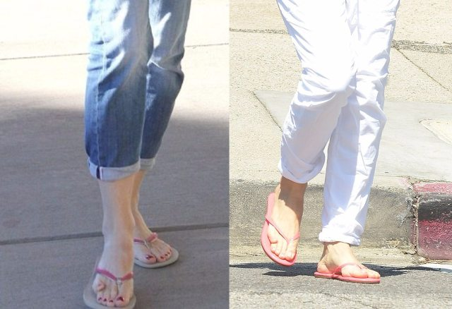Jennifer Garner Feet 1