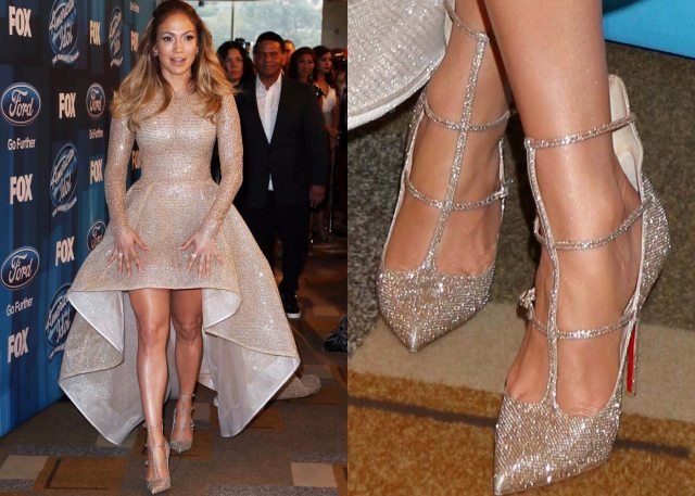 Jennifer Lopez shoes 5