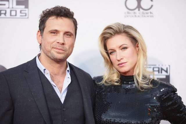 Jeremy Sisto with his wife Addie Lane