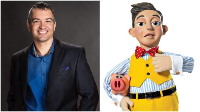 lazy town cast members