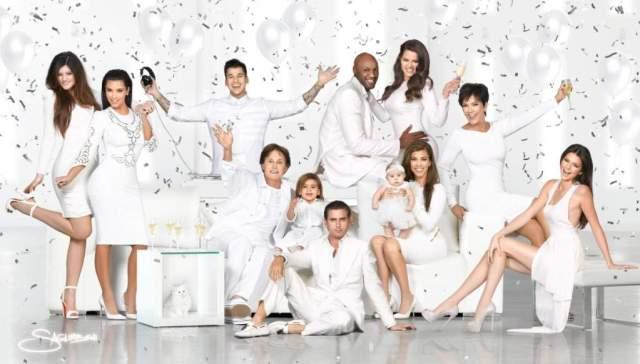 Kylie Jenner's lips family