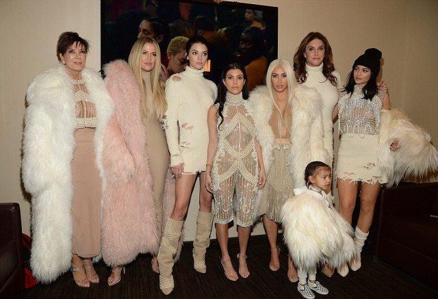 Kourtney Kardashian Family 1