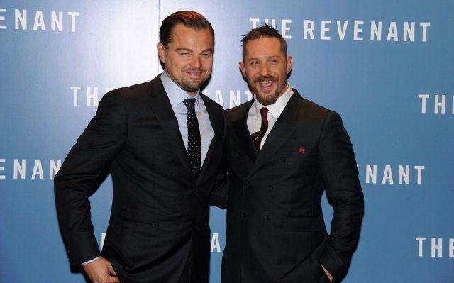 Leonardo DiCaprio's height revenant