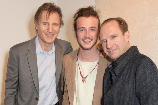 Liam Neeson's wife 9