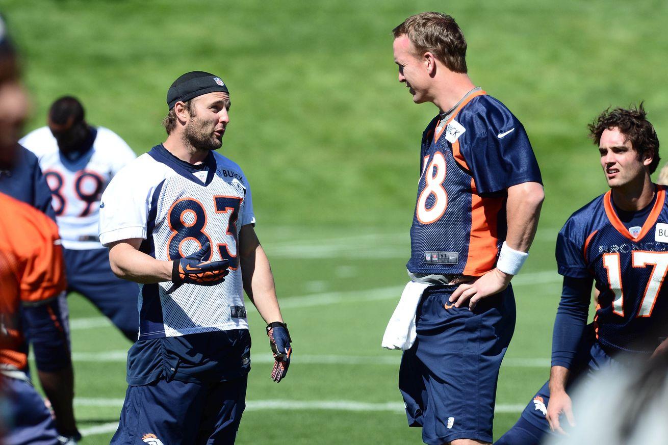Peyton Manning's height 2