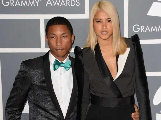 Pharrell Williams wife 3