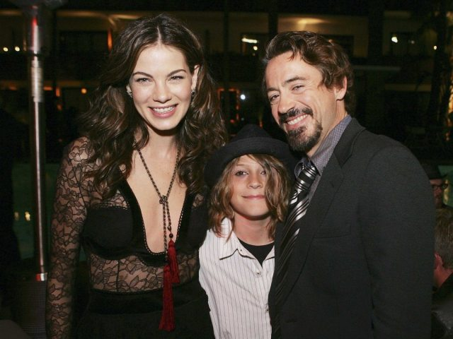 Robert Downey Jr.'s wife 4