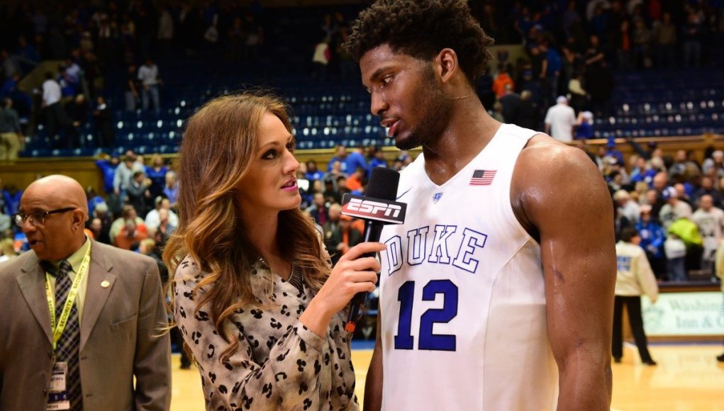 Allison Williams ESPN