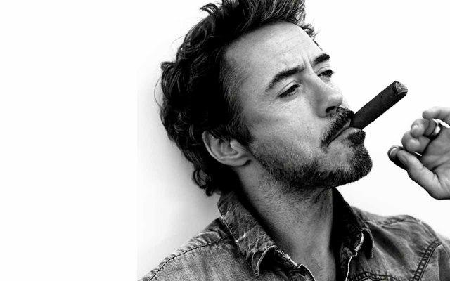 Robert Downey Jr.'s height 1