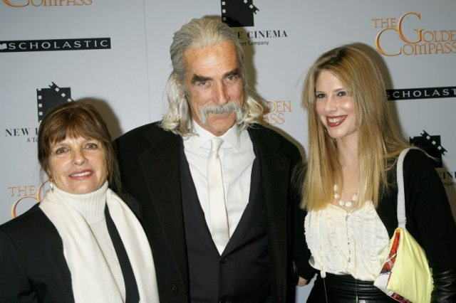 Sam Elliott Family