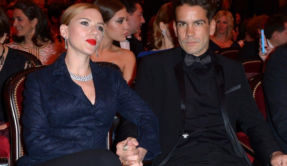 Scarlett Johansson's husband dpd
