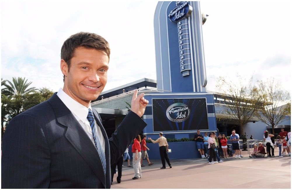 Ryan Seacrest height 1