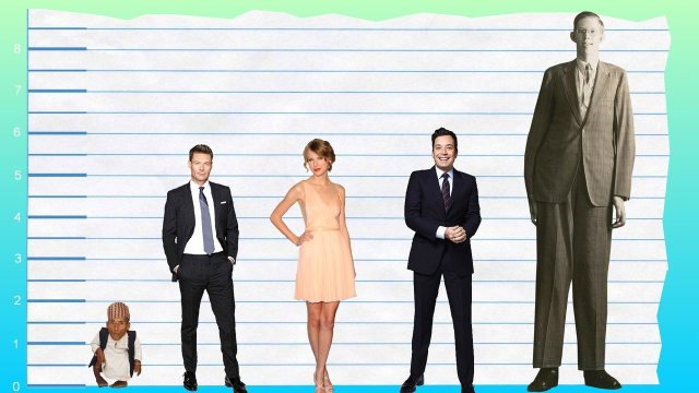 Ryan Seacrest's height 4