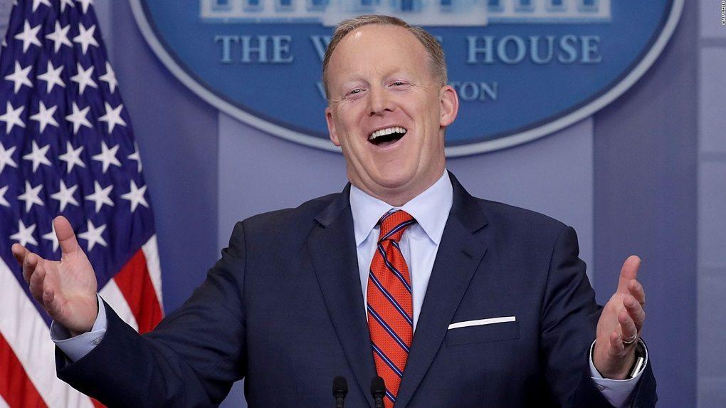 Sean Spicer Wiki, Bio, Wife, Children, Height, Family, Salary, Net Worth