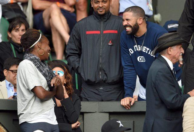 Serena and Drake