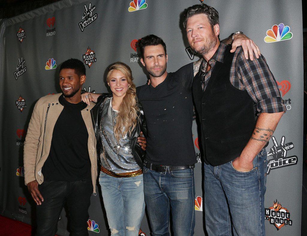 Usher's height 7