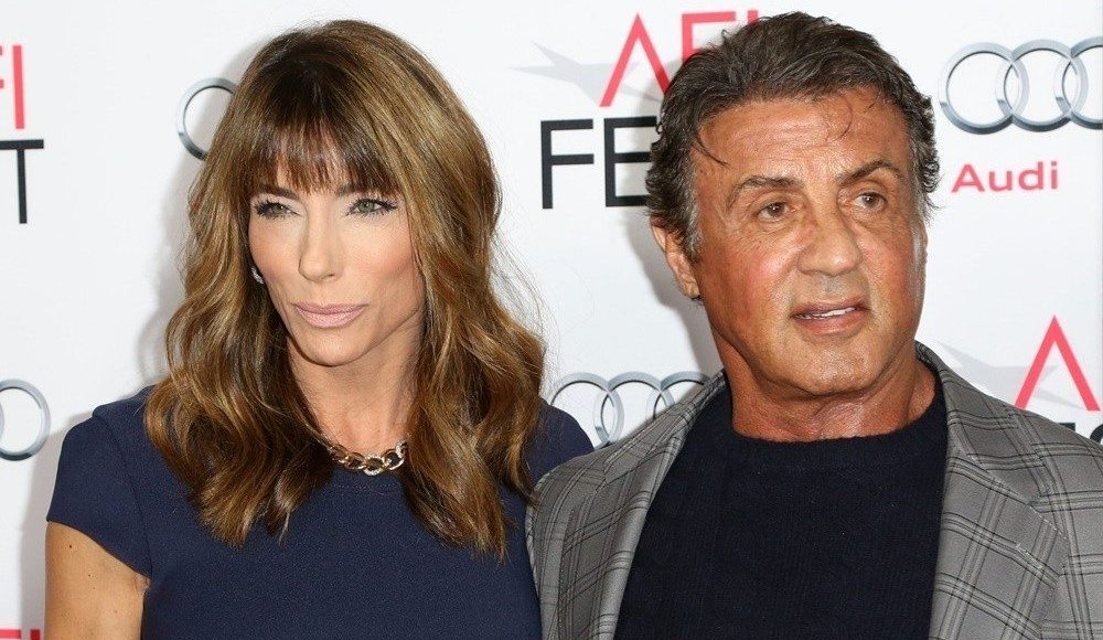 Sylvester Stallone and Jennifer Flavin Stallone