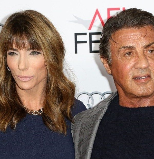 Sylvester Stallone and Jennifer Flavin Stallone