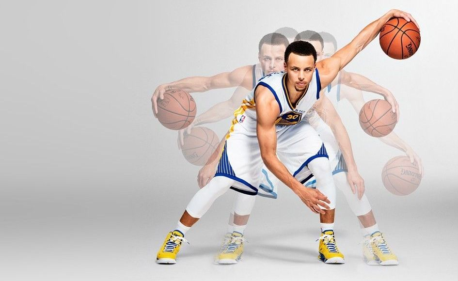 Stephen Curry's height dp