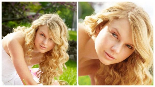 Taylor sift 2008 without make up