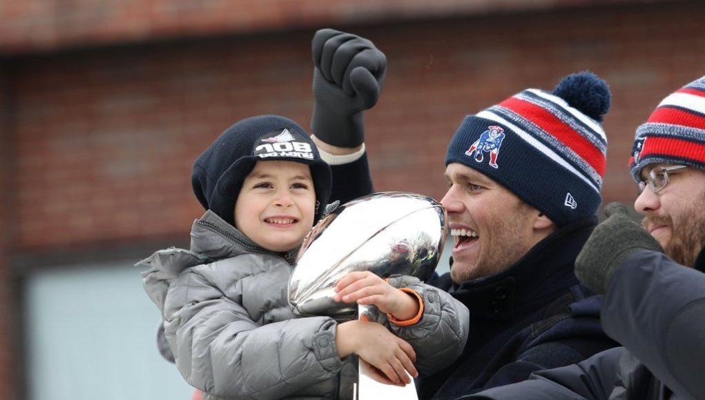 Tom Brady Son Sisters Kids Family