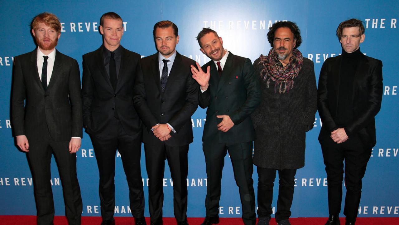 Tom Hardy's height 4