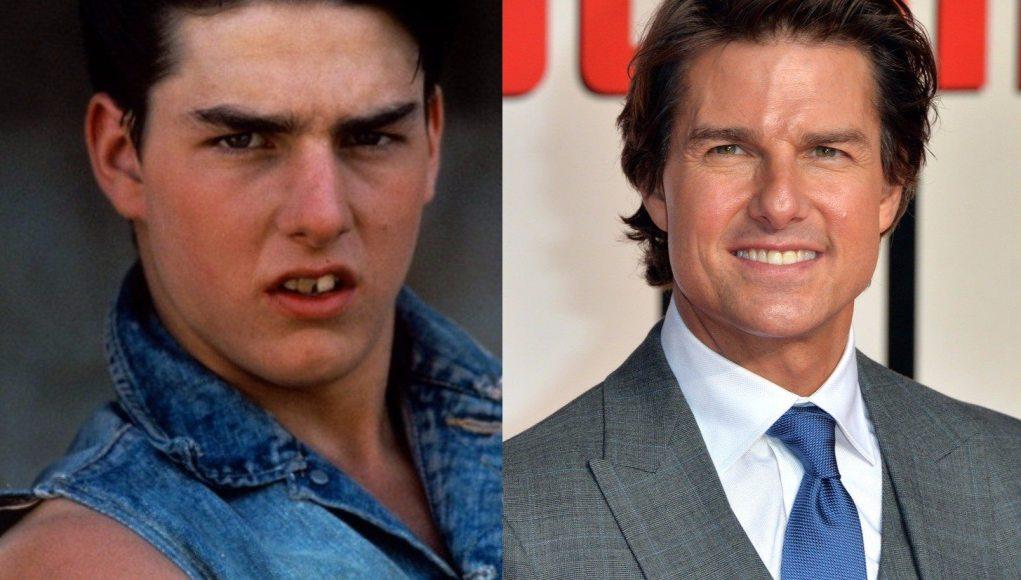 Young Tom Cruise Versu...