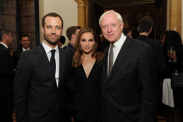 Natalie Portman's husband 8
