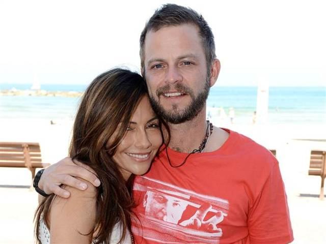 Vanessa Marcil and ex husband Carmine Giovinazzo
