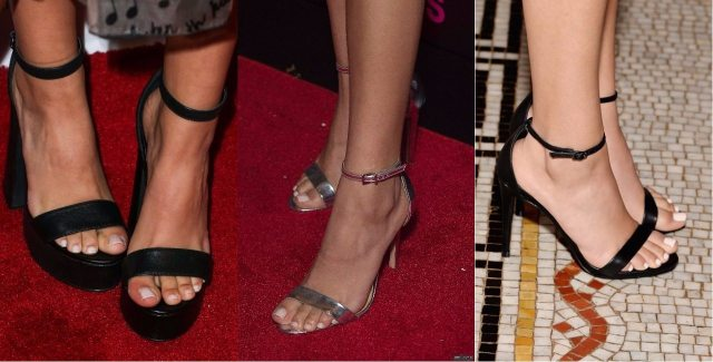 Victoria Justice Shoes 1
