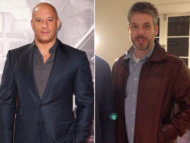 Vin Diesel Twin Brother Paul