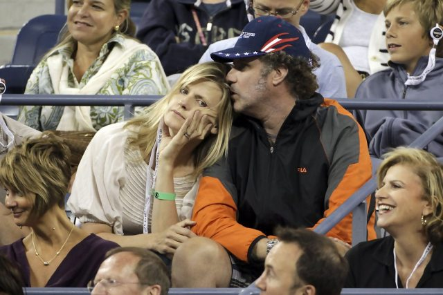 Will Ferrell's wife 1