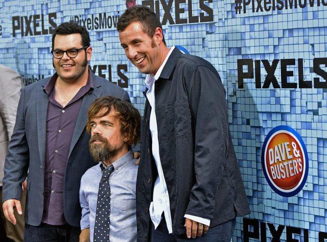 Adam Sandler's height
