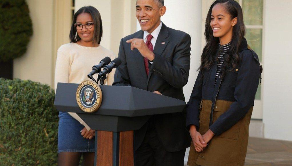 Barack Obama's Daughters dp