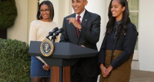 Barack Obama's Daughters dp