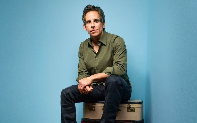 Ben Stiller's height 1
