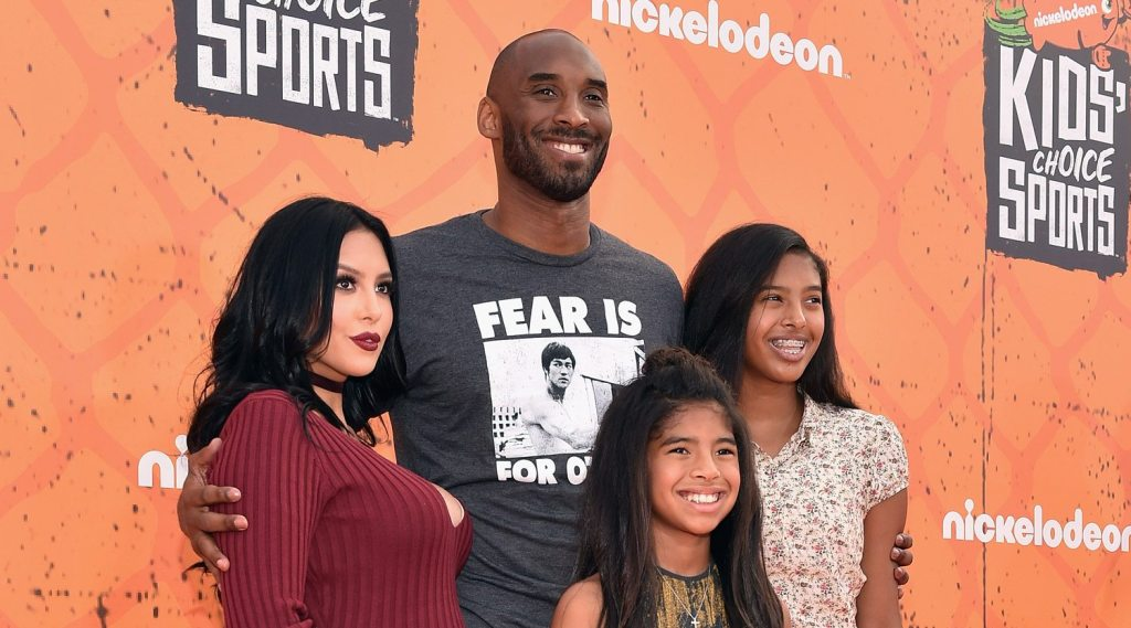 Kobe Bryant's wife 3